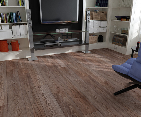 Classics and urbanism: how laminate flooring combines styles and erases boundaries